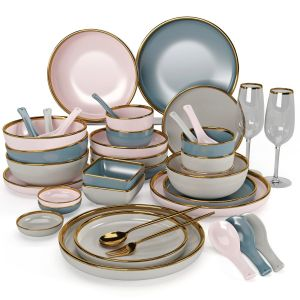 Kitchenware And Tableware 06