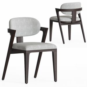 Adam Court Upholstered Dining Chair Westelm