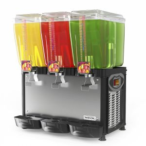Refrigerated Beverage Dispenser