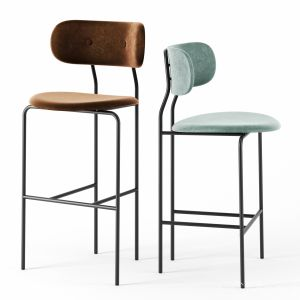 Coco Bar Stools By Gubi
