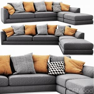 B&b Italia Richard Sectional