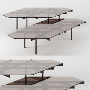 Lawson Tables By Egg Collective