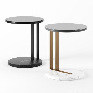 Ralf Tables By Meridiani