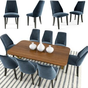 Vaz Dining Chair Set