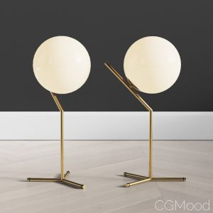 Table Lamp Flos Ic Lights Family Michael Anastassi