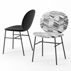 Kelly C Chair By Tacchini
