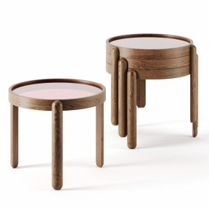 Trittico Tables By Porada