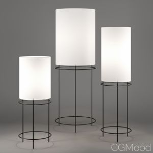 Cylinder Lamps By Serax