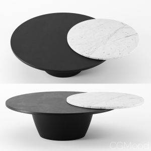 Lazy Moon Coffee Table By Eric Schmitt