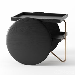 Chariot Table By Casamania & Horm