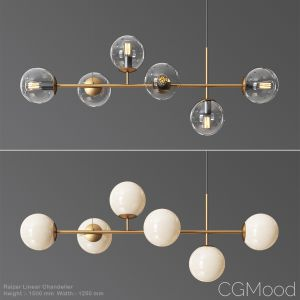 Raizer Linear Chandelier