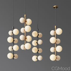 Modernrail Pendant Light By Tech Lighting