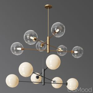 Courcelette Linear Pendant Lightology