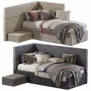 Bed BOISERIE SET / Twils Set 91