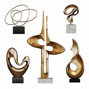 Abstract Sculptures 01