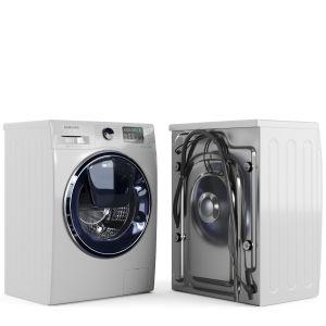 Samsung 8.5kg Addwash Front Load Washing Machine W