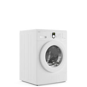 Samsung Wf8500nhw 5kg Diamond Drum Washing Machine