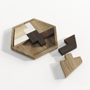 Wooden Candywood Game