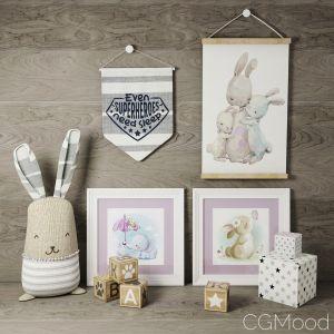 Children's Decorative Set