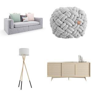 Scandinavian Furniture Collection vol. 01