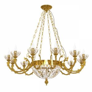Il Paralume Marina Classic Lighting Chandelier