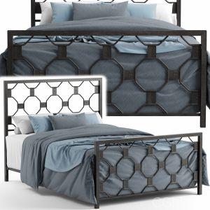 Leggett & Platt Baxter Metal Bed