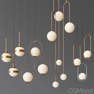 Pendant Light Collection 21 - 4 Type