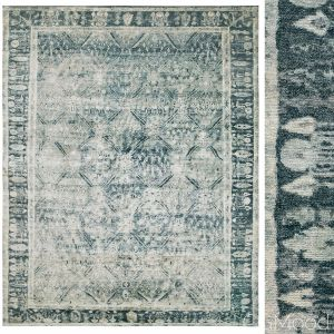 Opale Hand-knotted Wool Rug