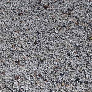 Gravel White