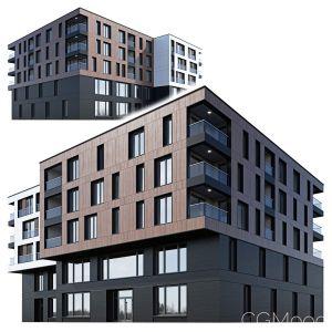 Modern Residential Building 8