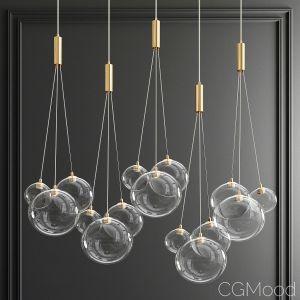 Random Multi Light Pendant Light
