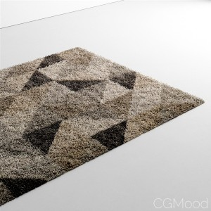 Basic shaders - Carpet (GeoPattern)