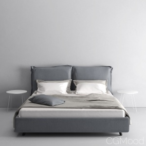 Bed_Polsterbett Versa I