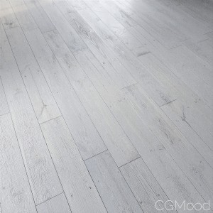 White wooden planks
