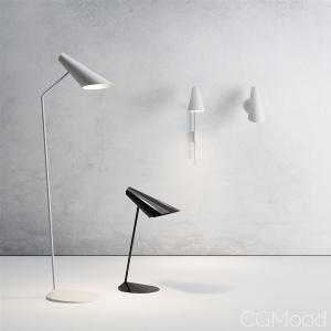 Vibia I.Cono - Floor, table and wall lamps