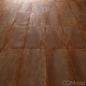 Metaline - Corten panels