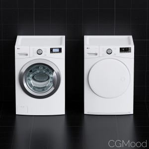Washing Machine - Dryer - Laundry