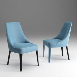 Chair B&B Maxalto Febo by Antonio Citterio