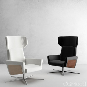 Lucca Armchair by BoConcept