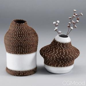Caruma Vases