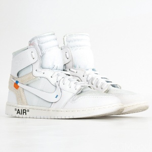 Jordan 1 Retro High Off-white Photoscan
