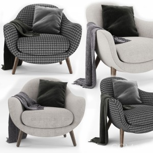 Armchair Mad Queen Poliform
