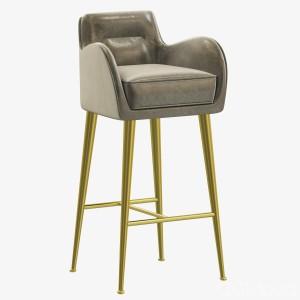 Essential Home Dandridge Bar Chair