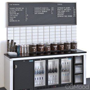 Polar Back Bar Cooler Gh132 And Gl104