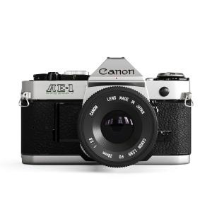 Canon Ae-1 SLR Camera