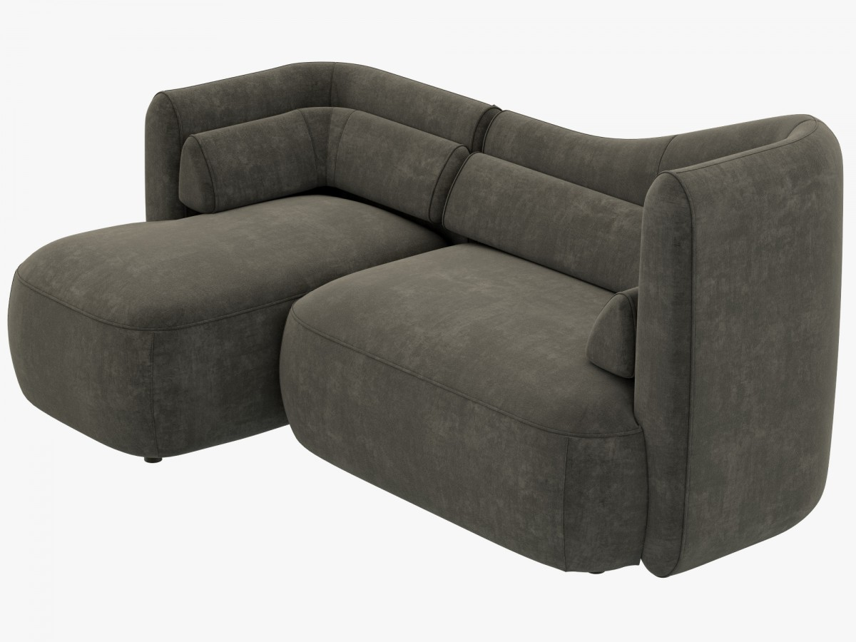 Boconcept Ottawa Sofa Model For Vray