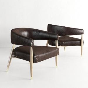 Restoration Hardware Jensen Chair