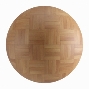 Brown Wood Seamless Basket Parquet Material V3
