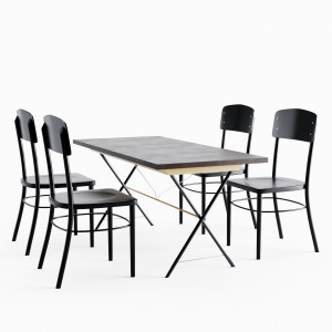 Ryggestad Idolf Dining Set By Ikea