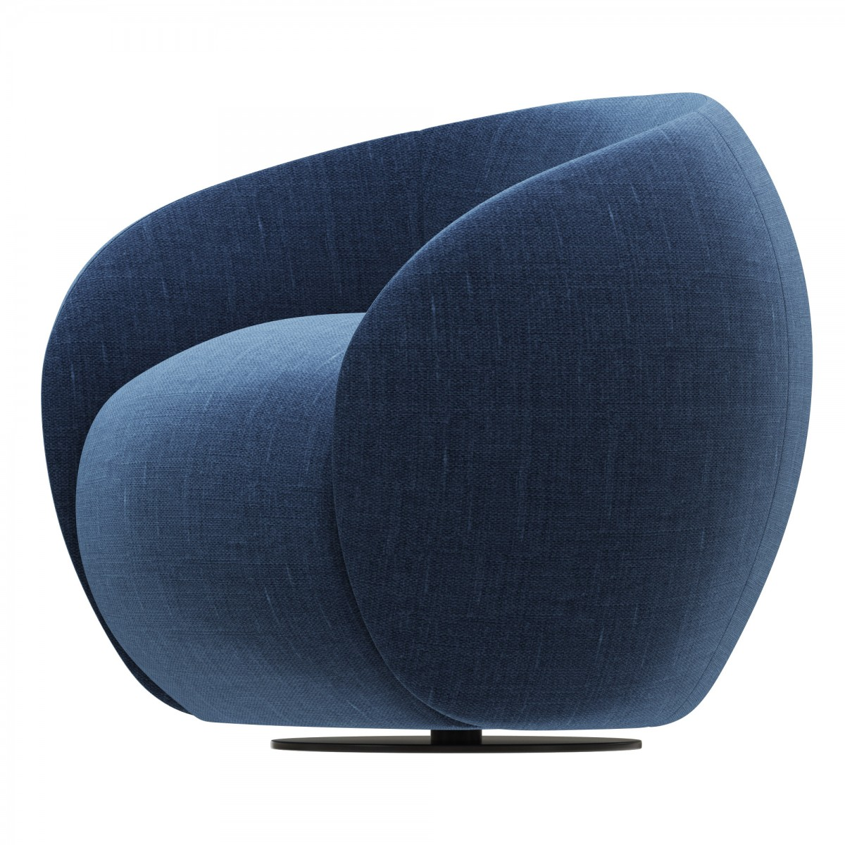 Excellent Roche Bobois Dot Armchair 3D Model For Vray Bralicious Painted Fabric Chair Ideas Braliciousco